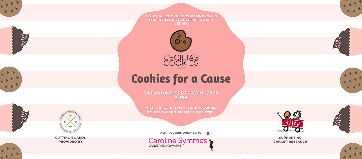 Cookies for a Cause 2020