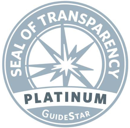 Seal of Transparency - Platinum