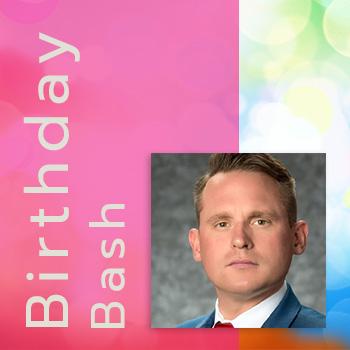 Adam Cox's Birthday Bash