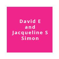 David E and Jacqueline S Simon Charitable Foundation